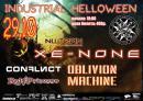 29 / 10 / 11 - Xe-NONE на Halloween (Москва)
