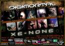 13 / 01 / 12 - Старый Новый год с Xe-NONE & Digimortal (Москва)